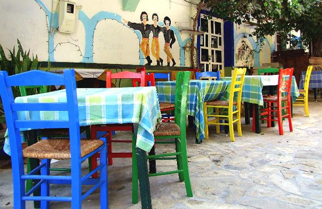 In september op vakantie naar Griekenland