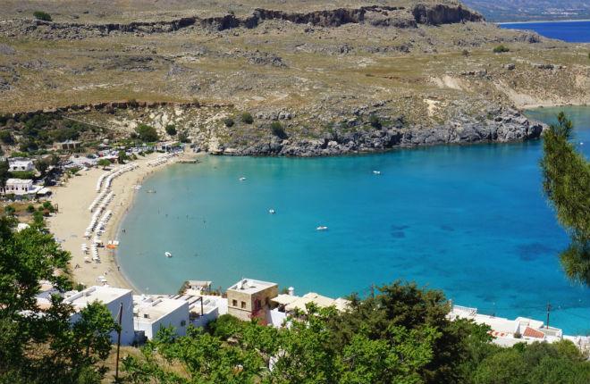 Rhodos, Santorini en Chalkidiki hebben beste hotels