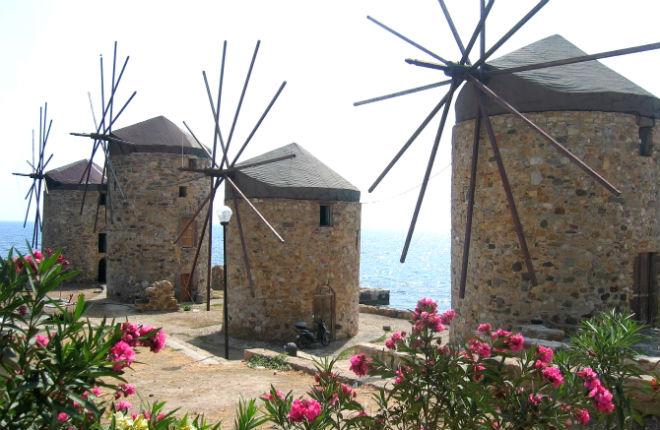Vakantie aanbiedingen Chios