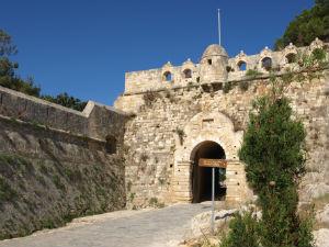 In mei op vakantie naar Kreta Rethymnon