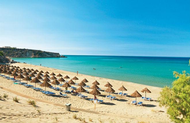 Makrigialos Kreta vakantie