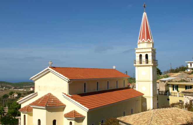 In juni naar Zakynthos op vakantie