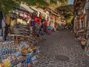 Lesbos op de weg terug vakantiebestemming 2017