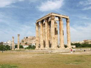 stedentrip Griekenland Athene