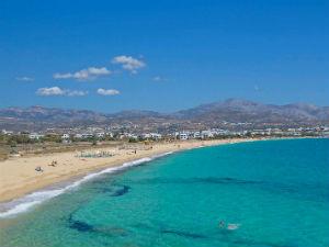 486 Blue Flag beaches in Griekenland 2017