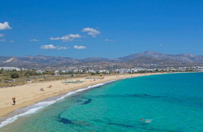 486 Blue Flag beaches in Griekenland in 2017