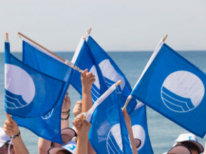 486 Blue Flag beaches in Griekenland in 2017