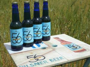 56 isles bier uit Paros