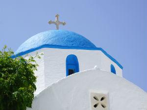 Eilandhoppen Mykonos, Paros en Santorini