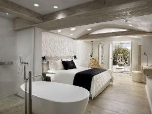Kensho Boutique Hotel en suites in Mykonos de kamers