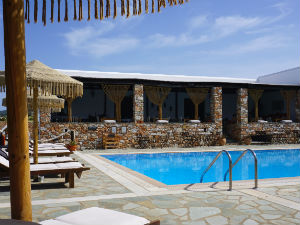 Parosland Hotel in Aliki op Paros