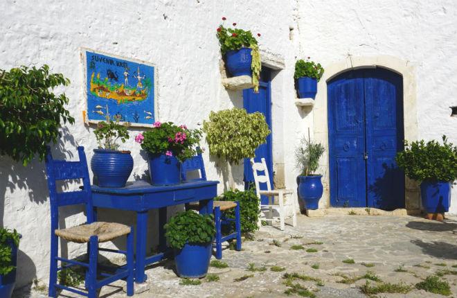 Piskopiano vakantie op Kreta