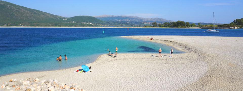 Ammoglossa beach lefkas vakantie header.jpg