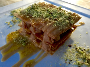 Het beste restaurant van Santorini The Athenian House