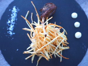 The Athenian House is gastronomie uit Santorini