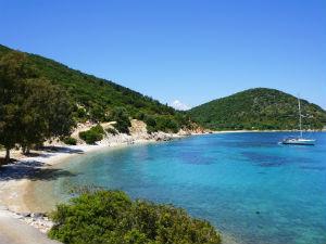 in oktober naar Griekenland op vakantie Ithaki