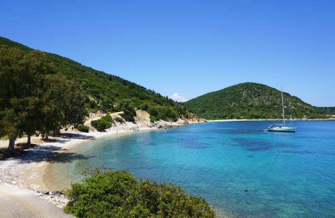 On oktober naar Griekenland op vakantie