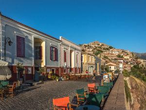 Lesbos, Thassos en Preveza grootste stijgers