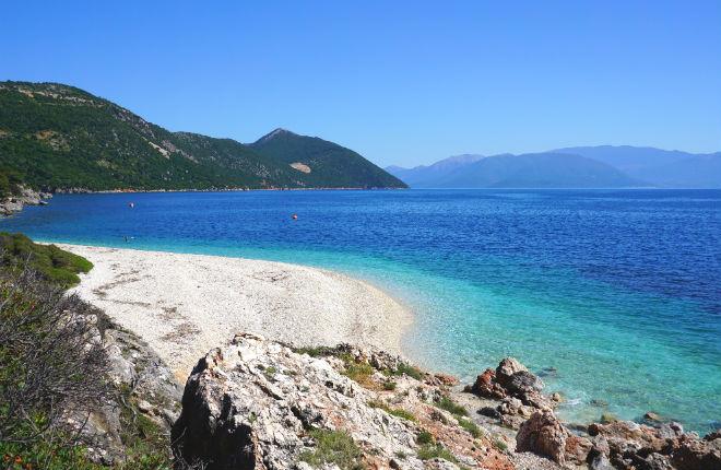 Zon, zee en strand Griekenland vakantie