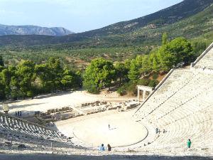 18 Griekse monumenten zijn UNESCO werelderfgoed