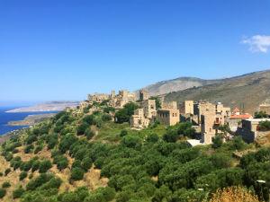 Autorondreis Peloponnesos