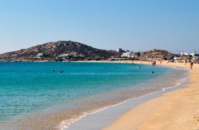Agios Prokopios op Naxos