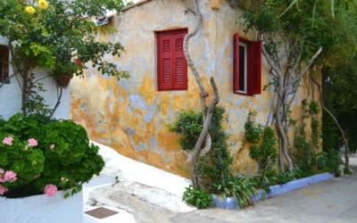 Griekenland meer toeristen in 2017