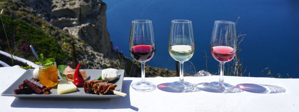 Megalochori Santorini vakantie header.jpg