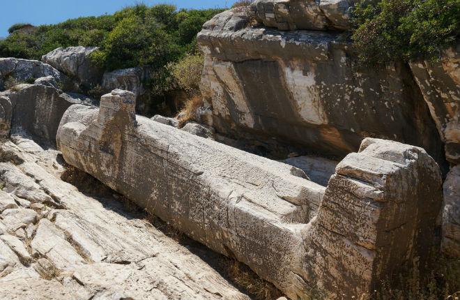 Naxos vakantie foto's album