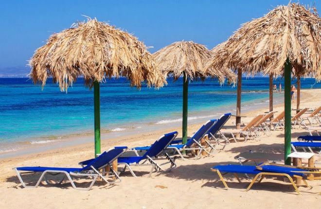 Plaka Naxos vakantie