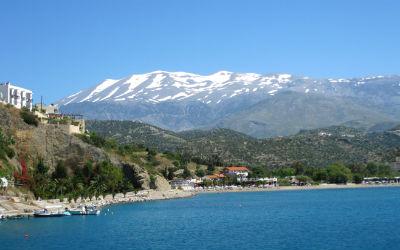5x Kreta in het voorjaar