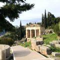 Combineer Athene met Delphi en Loutraki