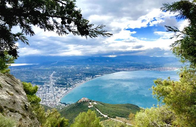 Loutraki vakantie Griekenland