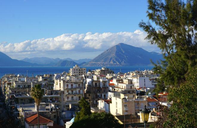 Patras vakantie Peloponnesos