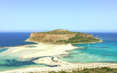 Kreta bij beste bestemmingen ter wereld in 2018