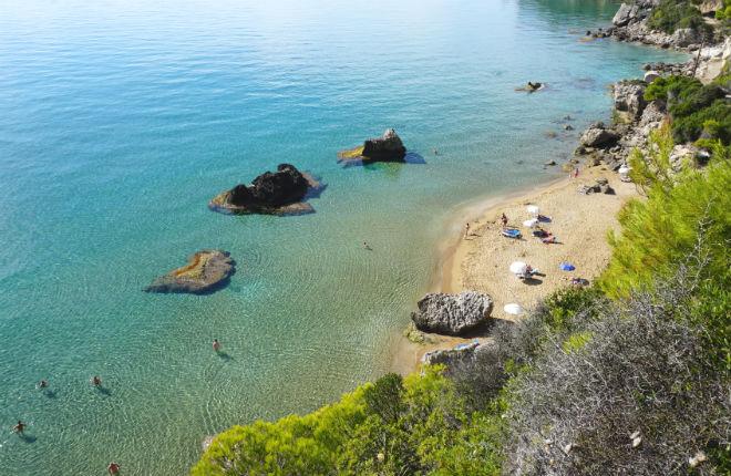 Op maat reizen naar Griekenland