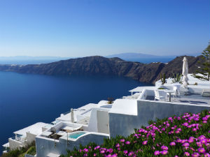 Wandelen Griekenland Santorini
