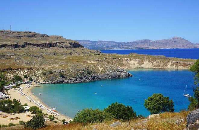 5 gezellige vakantiebestemmingen op Rhodos