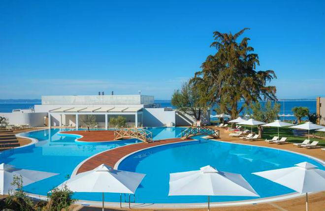 Beste all-in resort ter wereld in Griekenland