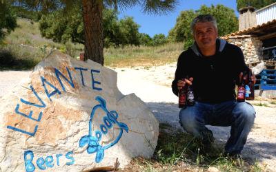 Bier uit Zakynthos Levante
