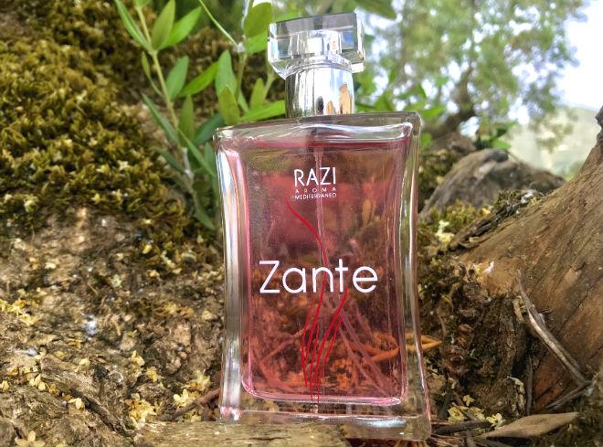 Parfum uit Zakynthos Razi Aroma