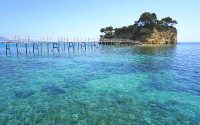 5 gezellige vakantiebestemmingen Zakynthos Agios Sostis