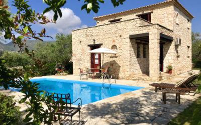 Appartement favoriet vakantie Griekenland