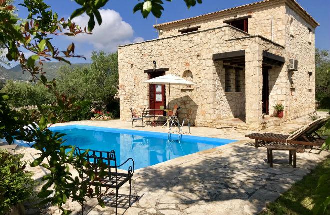 Appartement favoriet Griekenland