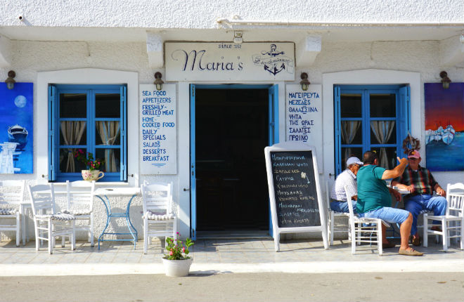 Ermioni vakantie Peloponnesos