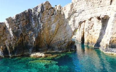 Excursietips Zakynthos de zeegrotten van Keri