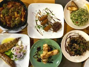Menta Meze restaurant Nafplion