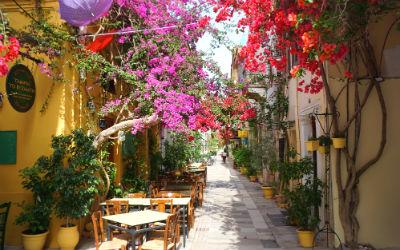 Combineer Aegina, Poros, Hydra en Spetses