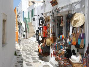 Naoussa op Paros