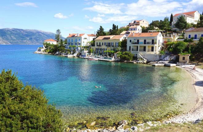 5 gezellige vakantiebestemmingen op Kefalonia